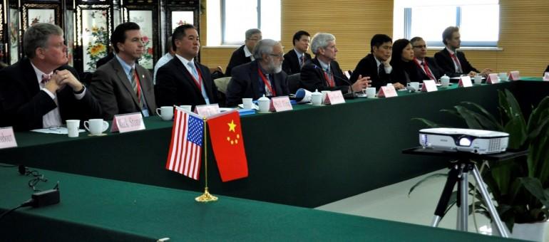 UCCTC助美国奥润清水技术公司在中国合作成功