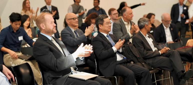 """UCCTC于旧金山联合举办""""未来零排放出行""""研讨会"""