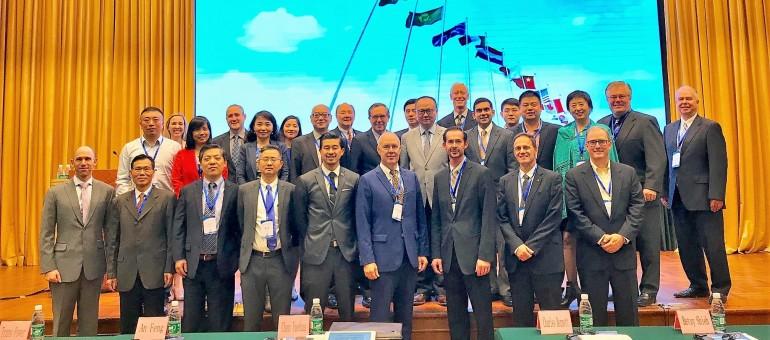UCCTC组织2019北美智能科技CEO高级代表团访问中国