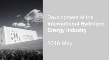 国际氢能产业发展概况